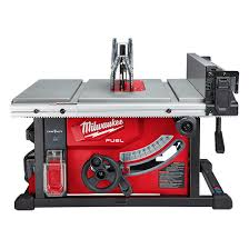 M18 Fuel 8 1 4 Table Saw Kit With One Key Technology Milwaukee Tool