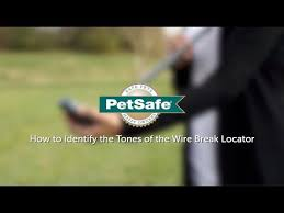 Repair Your In Ground Fence With The Wire Break Locator Youtube