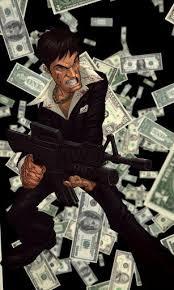 bigger scarface money live wallpaper