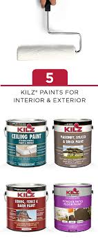 No Matter How Tough The Home Improvement Project Kilz Has The Perfect Product For You Explore Their Line Of I Home Improvement Specialty Paints Painted Patio