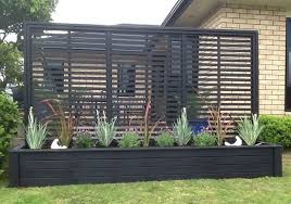 Gorgeous 57 Beautiful Yet Functional Privacy Fence Planter Boxes Ideas Decoration Fence Outdoor Privacy Backyard Privacy Screen Outdoor Outdoor Privacy