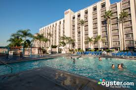 knott s berry farm hotel the pool at