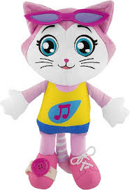 44 GATTI MILADY PUPAZZO MUSICALE CHICCO TOYS - 9937