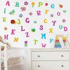 Zs Sticker 100 150cm 39 59 Inch Letters Number Vinyl Abc Wall Decals Alphabet Kids Room Wall Stickers Kids Room Wall Stickers Wall Stickerroom Wall Stickers Aliexpress
