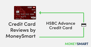 hsbc advance credit card moneysmart