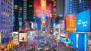 new year s quotes i would love to see the ball drop in ny