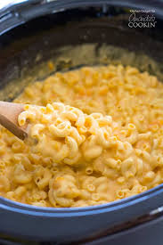 crockpot mac and cheese creamy mac and