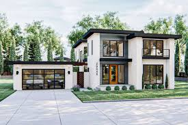 does a modern house plan fit your style