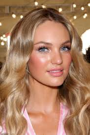 eye makeup like victoria secret models