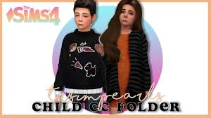 children cc folder 4gb 2019