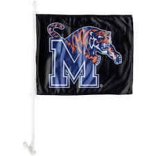 Memphis Tigers License Plates Tigers Seat Covers Keychains Car Flags Fanatics