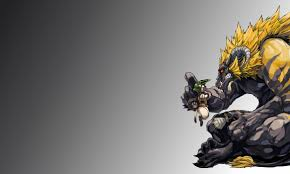 monster hunter wallpaper 2000x1200