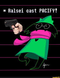 Ralsei cast PHBIF?! - iFunny :)