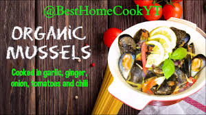 Recipe   Sauteed Mussels Asian Style ...