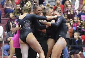 Gymnastics scores a season-high 195.200 - Texas Woman's University Athletics