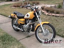 1997 honda cmx 250 rebel specifications
