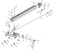 Craftsman 351218330 Table Saw Parts Sears Partsdirect