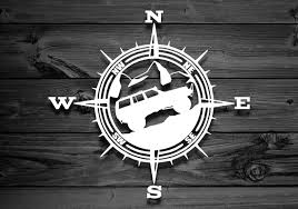 Mountain Vinyl Decal For Cherokees Car Decal Compass Decal Etsy Jeep Stickers Wrangler Car Jeep Tattoo