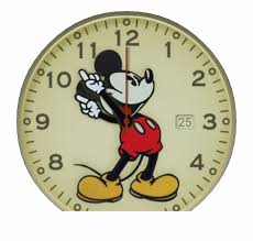 An Old Style Mickey Mouse Watchface | Transparent PNG Download #1381647 -  Vippng