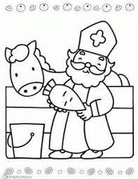 Paard Van Sinterklaas Kleurplaten Bing Images Sinterklaas