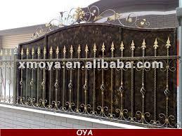 build corrugated metal privacy fencing