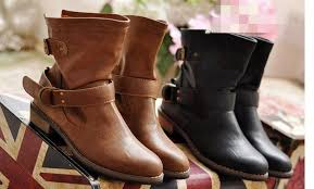 boots female autumn fashion womens