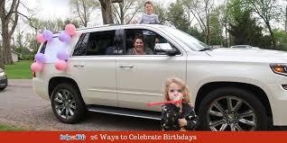 celebrate birthdays with kids