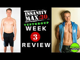 insanity max 30 review and results