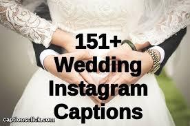 best wedding instagram captions wedding couple photo picture