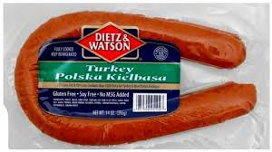 tz watson turkey polska kielbasa