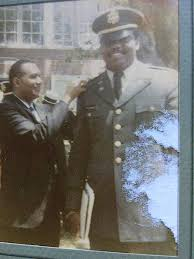 """Audra McDonald on Twitter: """"Thinking about my late father Stanley James  McDonald Jr on #VeteransDay...and yes that is him trying to move an Army  Helicopter with his own body weight when his"""