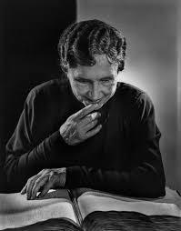 Helen Keller and Polly Thompson – Yousuf Karsh