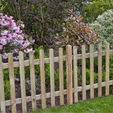 Hartwood 3 X 6 Pressure Treated Picket Fence Panel