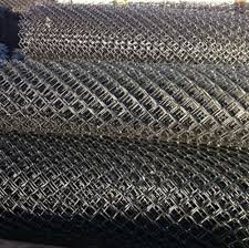 Hot Dipped Galvanized Carriage Bolts Chain Link Fence In Ny