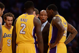 Bonsignore: LA Lakers coach Byron Scott ...