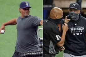 Rays' Kevin Cash validates Yankees ...