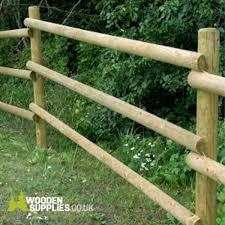 Machine Half Round Wooden Rail 3 6m X 75mm Woodensuppiles Uk Wooden Supplies