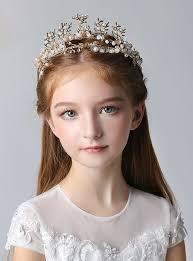 Children's Tiara Crown Princess Tiara At The Age Of One Year | Girls tiara,  Childrens tiaras, Princess tiara
