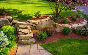 cons of landscaping ground cover rocks