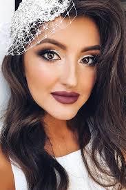 bride makeup bright wedding makeup