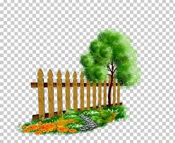 Picket Fence Garden Png Clipart Clip Art Computer Icons Fence Fertilisers Garden Free Png Download