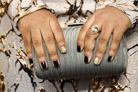 the prettiest nail art celebrities wore