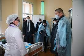 В борьбу с коронавирусом Башкортостан вбросил маски и следователей СКР    Правда ПФО