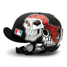 Decal Stickers For Helmet Motorcycle Biker Snowboard Hard Hat Antonio Pirate 02 Ebay