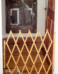 Picket Fence Pet Gate Knick Of Time