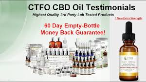 CTFO CBD Oil Testimonials - YouTube