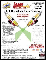 glx58sac line 30 milliwatt laser module