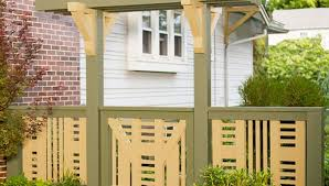 Build A Fence Gate And Arbor