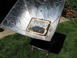 a solar oven on the obama plan