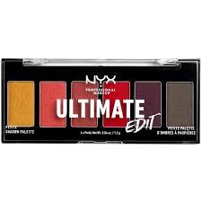ultimate edit shadow palette